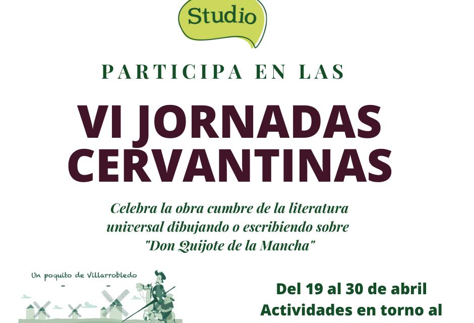 Jornadas Cervantinas 2021